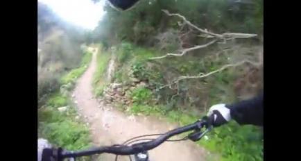 Embedded thumbnail for Video Golfo Dianese Bike Park