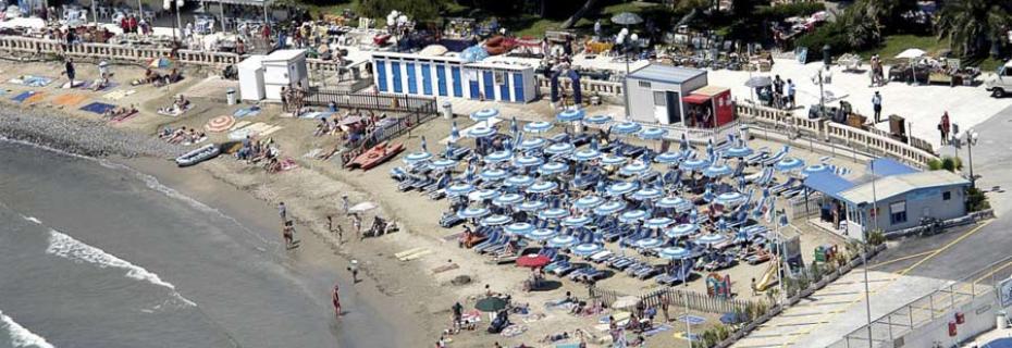 Bar Spiaggia libera attrezzata al Mappamondo