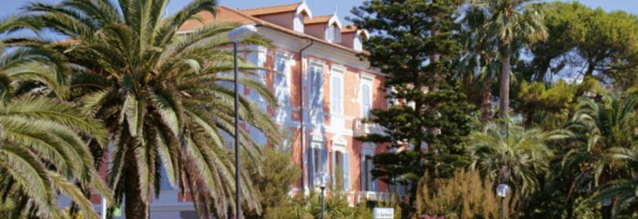 Palazzo del Parco (Ph: Comune di Diano Marina)
