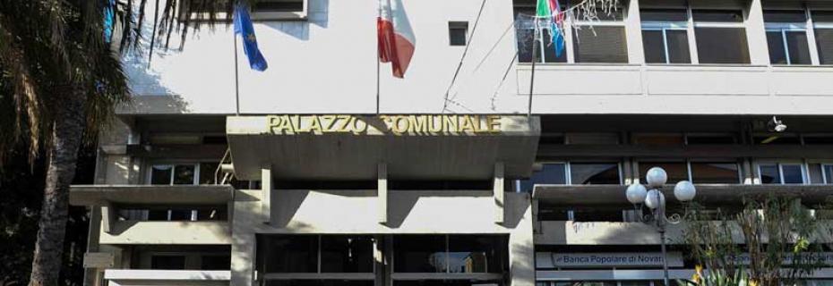 Palazzo Comunale (Ph: Comune di Diano Marina)