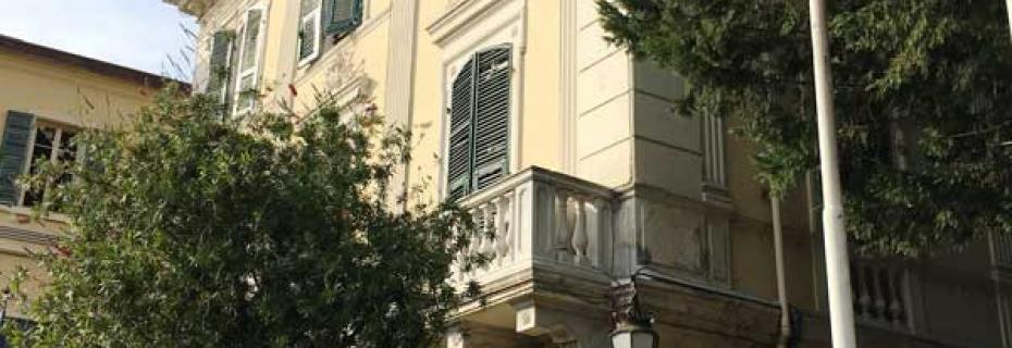 Palazzo Maglione (Ph: Comune di Diano Marina)