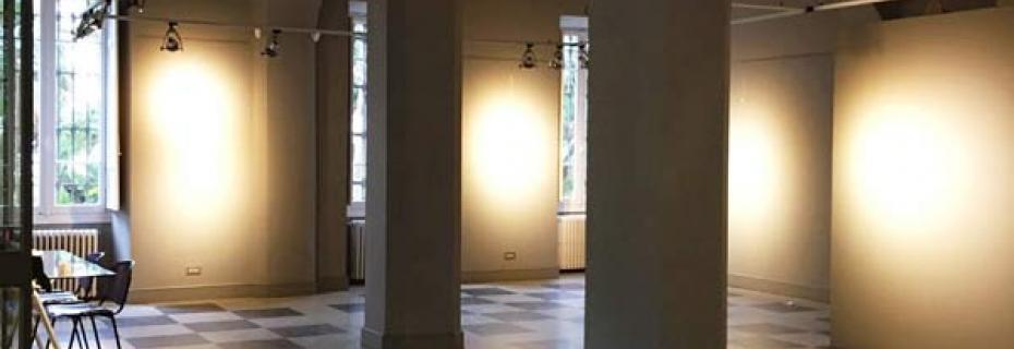 Sala Mostre e Convegni R. Falchi (Ph: Comune di Diano Marina)