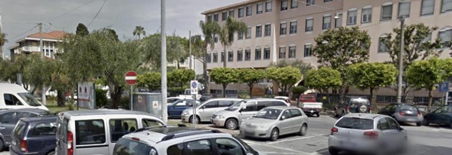 Parcheggio piazza Papa Giovanni XXIII (Ph: Comune di Diano Marina)