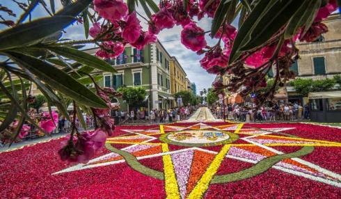 Traditional Flower Festival