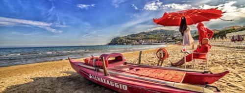 Spiaggia (Ph: Tommaso Di Gennaro)