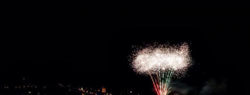 Fuochi d'artificio (Ph: Comune di Diano Marina)