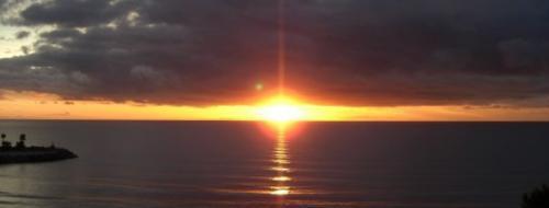 Albe e tramonti (Ph: Comune di Diano Marina)