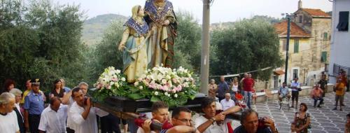 Festa di Sant'Anna_frazione Diano Serreta (Ph: Comune di Diano Marina)