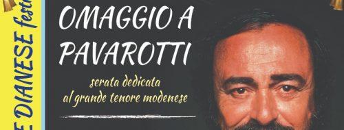 Estate Musicale Dianese 2020_Omaggio a Pavarotti