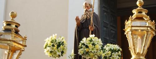 Festa di Sant'Antonio Abate 2020 (Ph: Comune di Diano Marina)