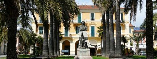 Monumento Andrea Rossi Pilota dei Mille (Ph: Provincia di Savona)