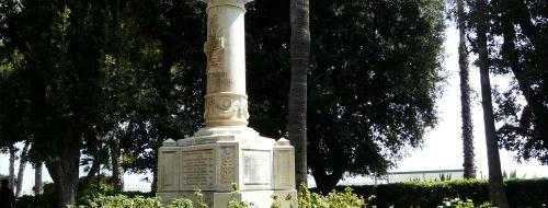 Monumento ai Caduti delle Guerre Mondiali (Ph: Provincia di Savona)