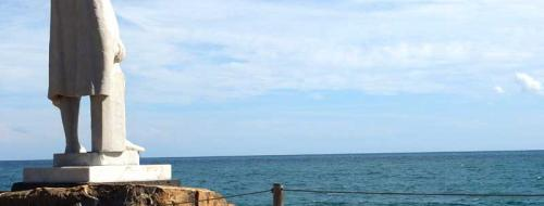Monumento a Cristoforo Colombo (Ph: Provincia di Savona)