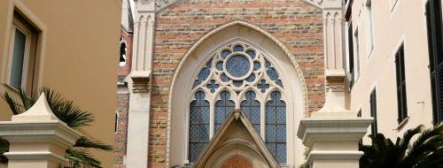 Chiesa del Sacro Cuore (Ph: Provincia di Savona)