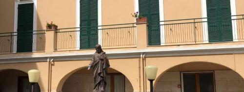 Istituto Suore Clarisse della S.S. Annunziata (Ph: Comune di Diano Marina)