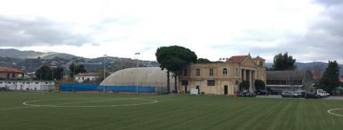 Campo sportivo V. Marengo (Ph: Comune di Diano Marina)