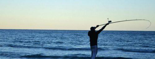 Surfcasting (Ph: Lampa Longu Dianese)