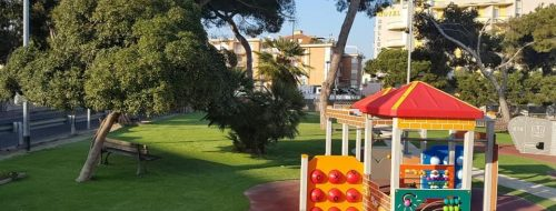 Parco giochi (Ph: Comune di Diano Marina