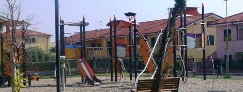 Parco giochi di Via Rossini (Ph: Comune di Diano Marina)