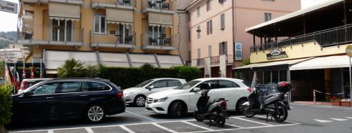 Parcheggio Largo Torino (Ph: Provincia di Savona)