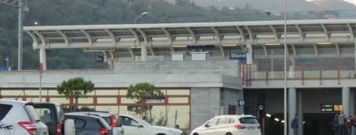 Parcheggio zona stazione (Ph: Comune di Diano Marina)