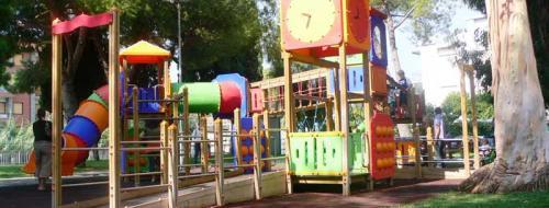 Parco giochi (Ph: Comune di Diano Marina)