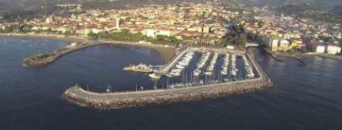 Embedded thumbnail for Video Diano Marina Harbour