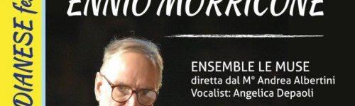 Estate Musicale Dianese 2020_Omaggio a Ennio Morricone