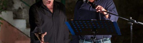 Antonio Carli e Andrea Elena