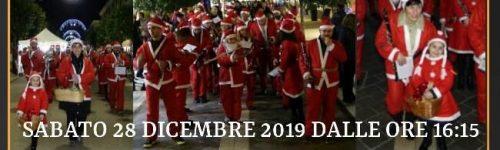 Sfilata itinerante Banda_28 dicembre 2019