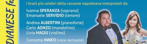 Estate Musicale Dianese 2020_Omaggio a Napoli