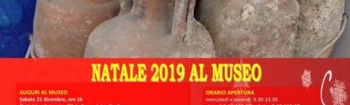 Natale 2019 al Museo