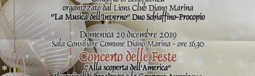 Natale Musicale Dianese 2019
