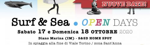 Surf & Sea Open Days_17-18 ottobre 2020