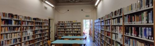 Sala Lettura_Biblioteca Civica