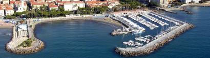 Porto turistico di Diano Marina (Ph: Comune di Diano Marina)
