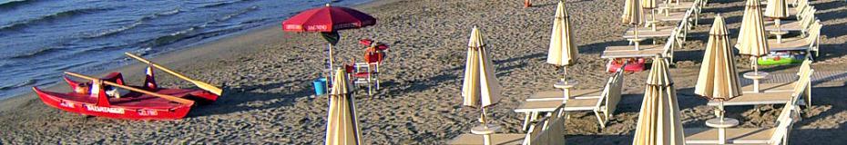 Spiagge e Stabilimenti Balneari (Ph: Comune di Diano Marina)