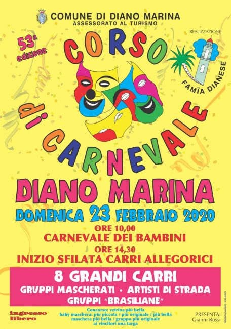 Carnevale Dianese_23 febbraio 2020