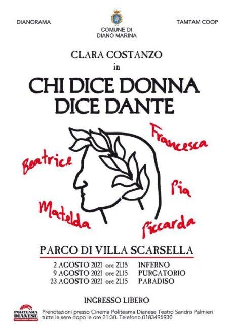 Chi dice Donna dice Dante