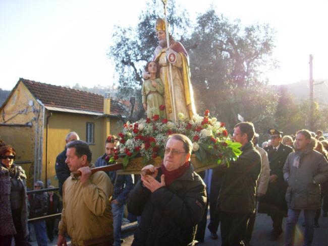 Festa di San Biagio (Ph: Comune di Diano Marina)