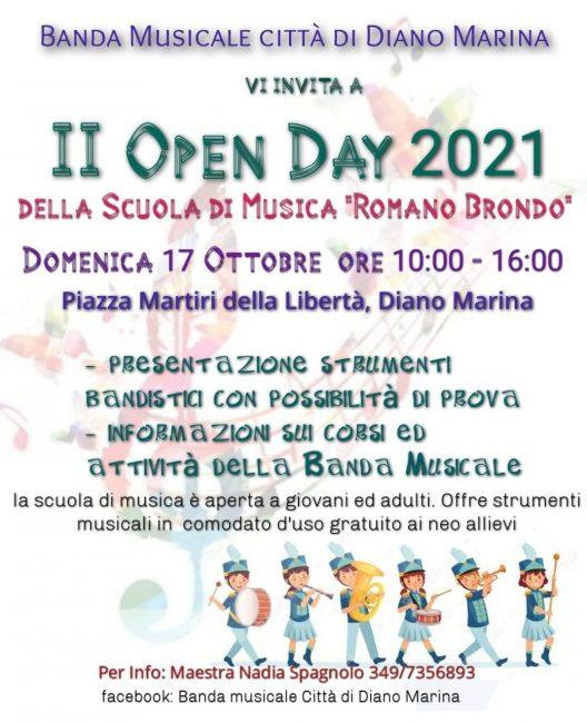 Open Day_17 ottobre 2021