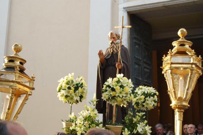 Festa di Sant'Antonio Abate 2019 (Ph: Comune di Diano Marina)