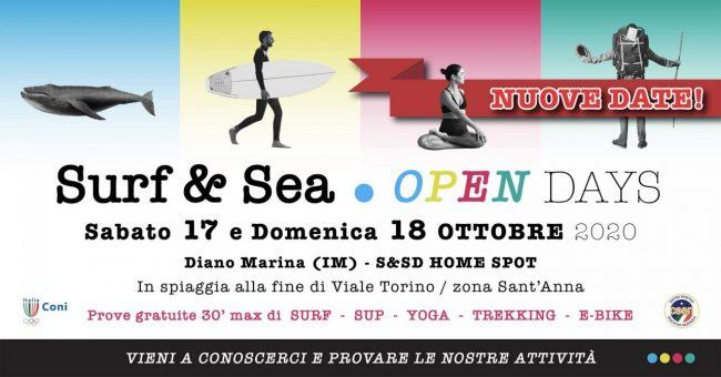 Surf & Sea Open Days_17-18 ottobre 2020