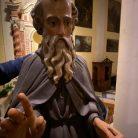 Particolare Statua S. Antonio Abate (Ph. Comune di Diano Marina)