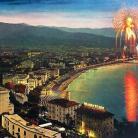 Fuochi artificiali estivi (Ph: New Cartoline Liguria)