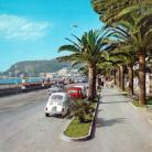 Giardinetti adiacenti a via Aurelia (Ph: New Cartoline Liguria)