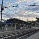 La stazione di Diano (Ph. Giuliano Tavernelli)