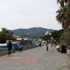 La passeggiata di Diano Marina (Ph. Giuliano Tavernelli)