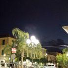 Serale a Diano Marina in tempo di Covid-19 (Ph. Giuliano Tavernelli)