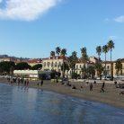 Sole e riposo feste 2019-2020 a Diano Marina (Ph. Giuliano Tavernelli)